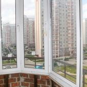 Фактически это уже не балкон, это лоджия