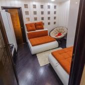 Это фотография первой комнаты по метражу 10 м2