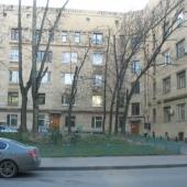 Это фотография со стороны улицы Студенческая