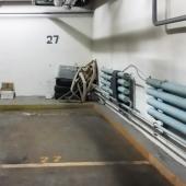 Дополнительно публикуем фотографию машино-места, которое предоставляется вместе с этой квартирой