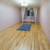 Спальная комната по метражу почти 17 кв.м.