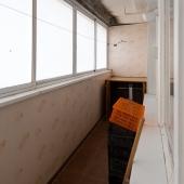 Балкон, который переделали в лоджию