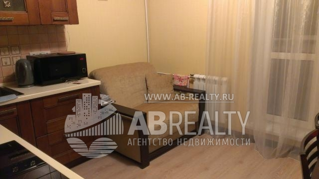 Часть кухни в квартире на ул. Саморы Машела, 8к1