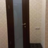 Это дверь в санузел рядом с прихожей