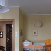 Обои, потолки - ремонт на хорошем уровне