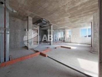 Квартира без отделки в бетоне