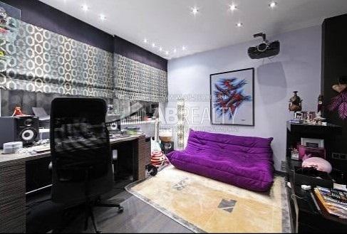 Квартира необычная стильная яркая