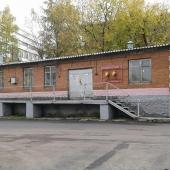 Летняя фотография склада