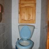Туалет в квартире на Ленинском, 135к1