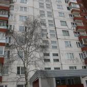 Общий вид панельного дома № 135 к. 1 по Ленинскому проспекту, Москва
