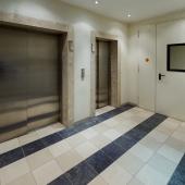 Пространство в общих коридорах