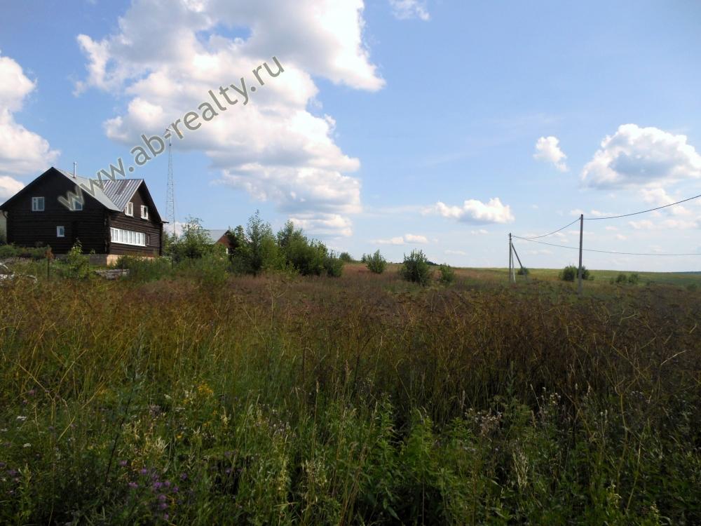 Сергиев-Посад, участок 30 соток, продажа