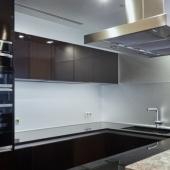 Качество кухни отличное - мебель и техника