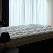 Спальная комната дальняя