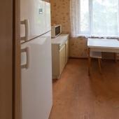 Кухня небольшая - всего 6.5 метров