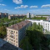 В этом районе Коптево есть дома советского периода
