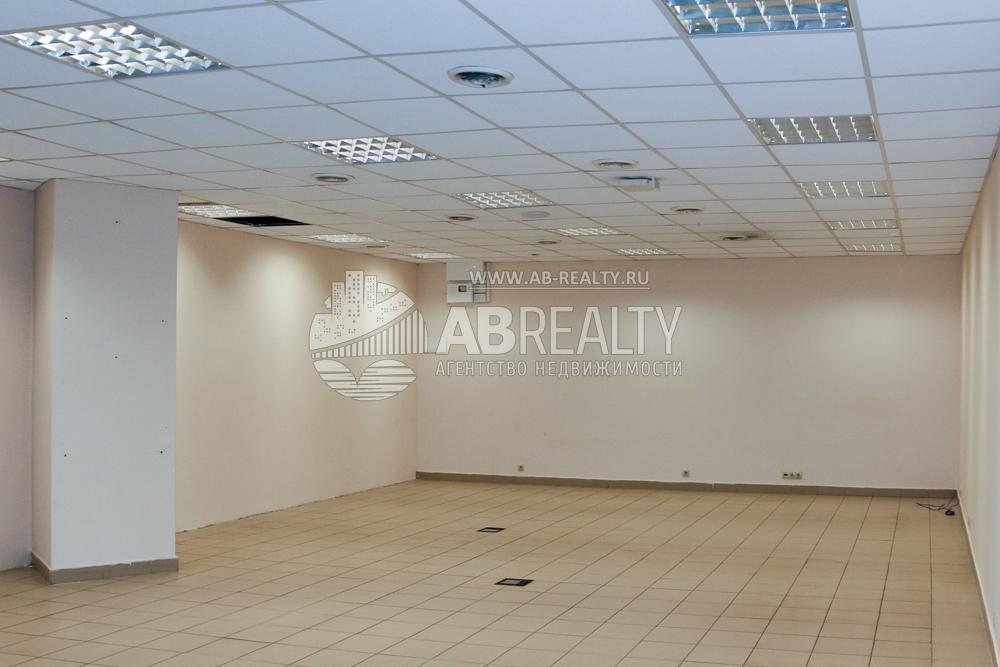 Помещение 68 кв. м. на 1 этаже БЦ ОМЕГА ПЛАЗА под аренду