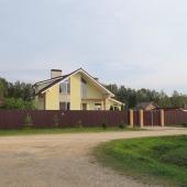 Дом - вид с дороги
