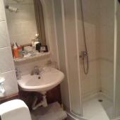 Санузел совмещен с туалетом