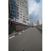 Дорога к центральному входу