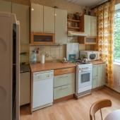 Кухня по площади 8,5 м.