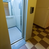 Лифт после капремонта