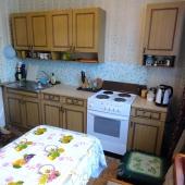 Но всё на кухне для готовки еды и прочего имеется!