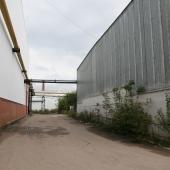Это территория завода Зингер