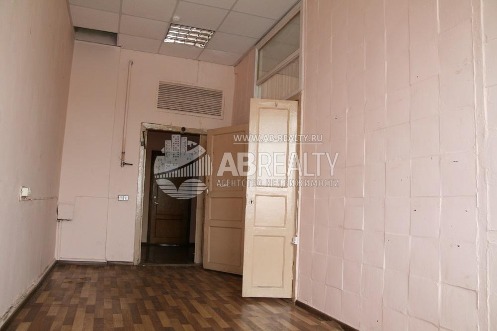 Одна из комнат под лабораторию