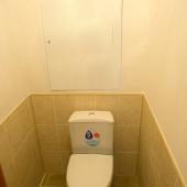 Аккуратный туалет по улице Совхозной