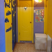 Фотография коридора