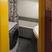 Ванная комната в этой квартире на ул. Ак. Бакулева, д. 12