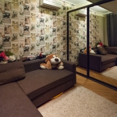 Эта комната для ребенка постарше