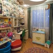 Эта комната для ребенка помладше