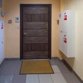 Входная дверь на этаже