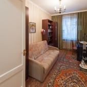 Комната небольшая, но уютная