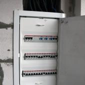 Развод электрики