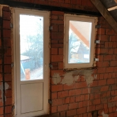 Окна и балкон пластиковые