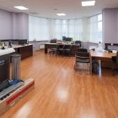 Следующая офисная комната