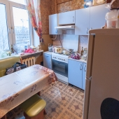 Кухня площадью 8 м