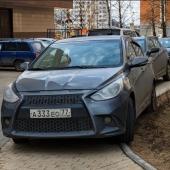 Проблема с парковкой в Москве и других крупных городах