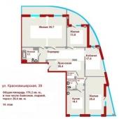 Объединение 2-х и более квартир в одну