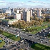 Проект строительства ТПУ на Аминьевском шоссе