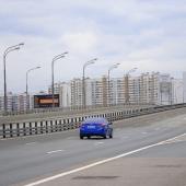 Трассу Солнцево-Бутово-Видное должны открыть в сентябре 2018
