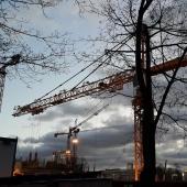 Стройки остановят на неделю или даже месяц в Мск и МО