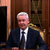 Стройки откроют в Москве с 12 мая, сказал Собянин