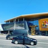 В Московском появился новый ТЦ «Столица»