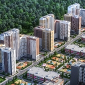 Начались продажи новых объектов недвижимости в жилом районе «Южная Битца»