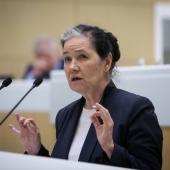 Закон о запрете продажи микродолей в квартирах нужен, считает Глава комитета Госдумы Хованская