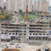 В Солнцево введён в эксплуатацию новый дом, построенный по программе реновации